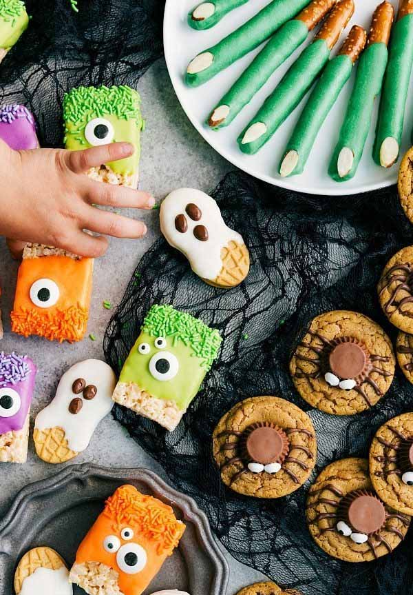 3_ingredient_halloween_treats