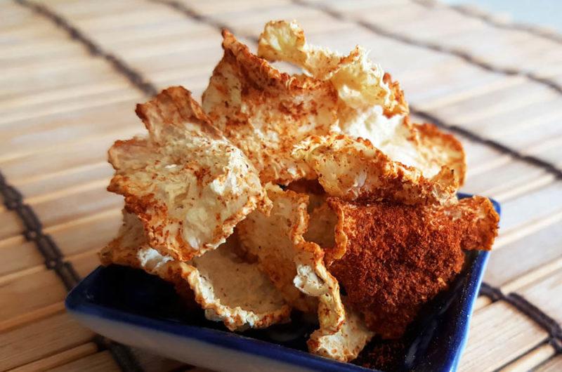 Daikon Chips