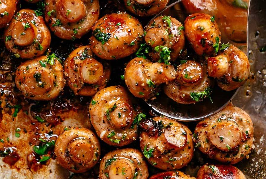 Garlic_Mushrooms