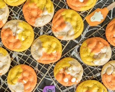candy_corn_white_chocolate_chip_cookies