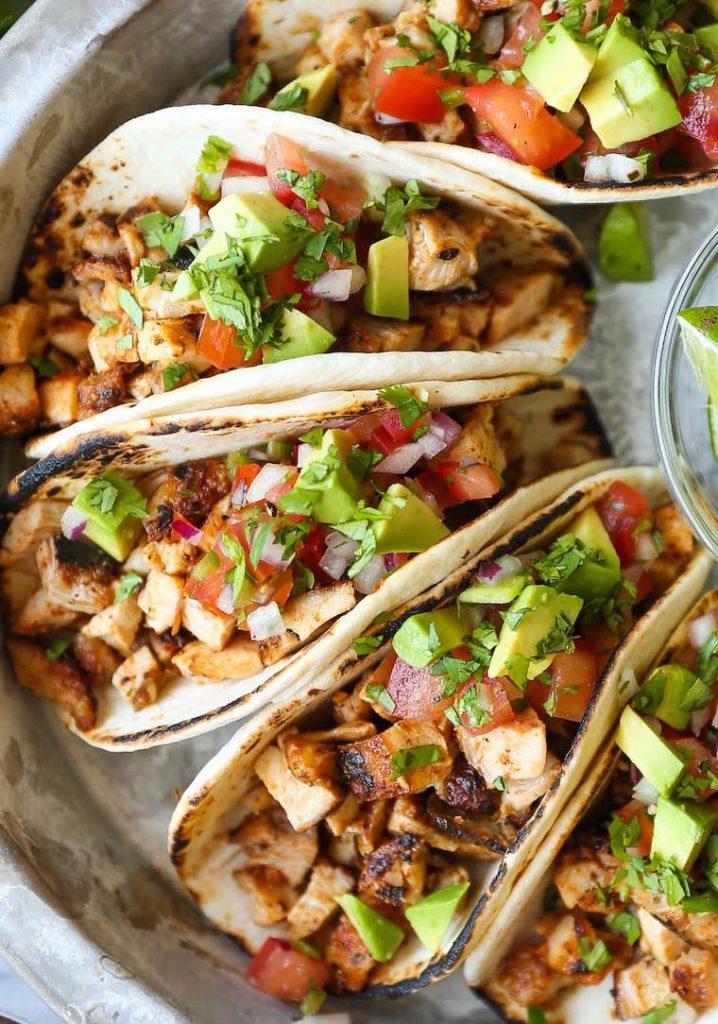 Easy_Chicken_Tacos