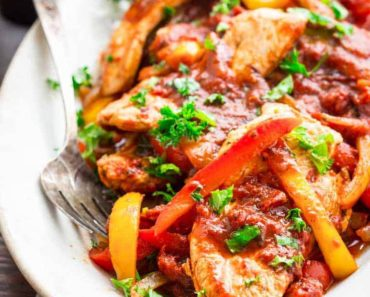 20_minute_low_carb_turkey_and_peppers
