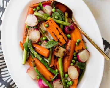 Charred_Spring_Vegetables-with-Herbed_Carrot_Top_Dressing