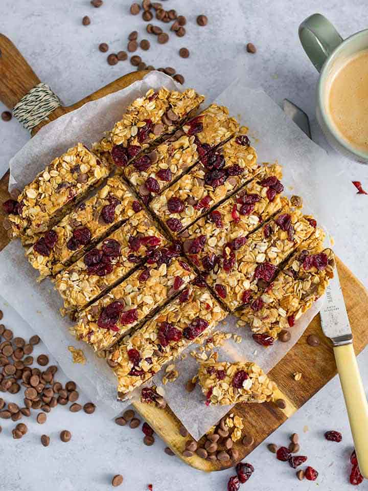 no_bake_peanut_butter_granola_bars