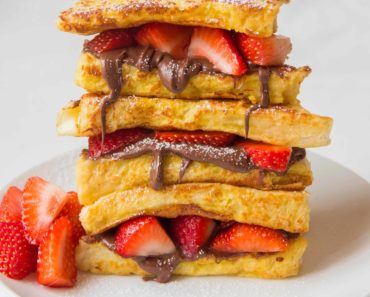 Strawberry_Nutella_Toastie