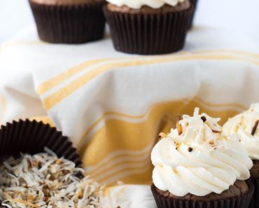 Toasted-Coconut_Brownie_Cupcakes