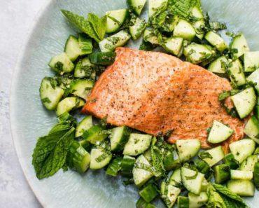 baked_salmon_cucumber_mint_salsa