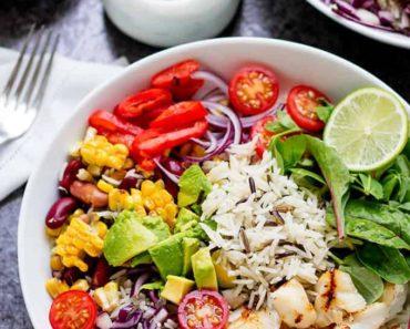 Fish-Taco-Bowl