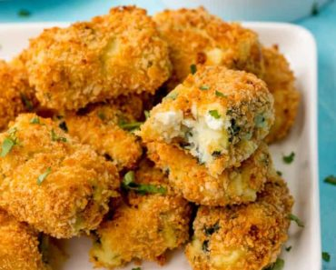 Goats-cheese-and-spinach-croquettes-recipe